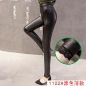 正品 韩国DLM皮裤(薄款...