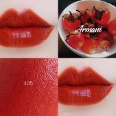 正品 阿玛尼 臻致红管唇釉...